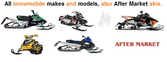 All snowmobile makes and models